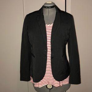 Charcoal Blazer Size 12